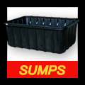 Spill Containment Sumps