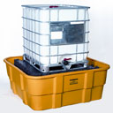IBC Spill Containment Pallets